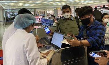 Sân bay Tân Sơn Nhất lên kế hoạch đón hơn 700 khách du lịch từ Đà Nẵng