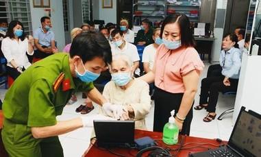 Kết hợp việc cấp CCCD và tiêm vaccine COVID-19 để tạo thuận lợi cho người dân
