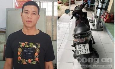 Camera lật mặt tên cướp giật tài sản du khách nước ngoài