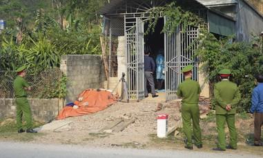 Vụ nữ sinh giao gà bị sát hại: Khám nghiệm lại nhà vợ chồng Bùi Văn Công