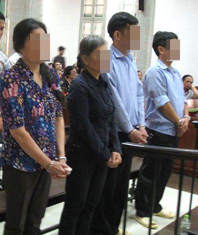 Các đối tượng cộm các trong hệ thống DHT tại Việt Nam hầu tòa
