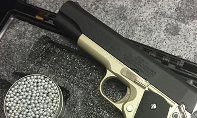 Phát hiện một người đàn ông mang theo khẩu súng ngắn xuất cảnh qua sân bay