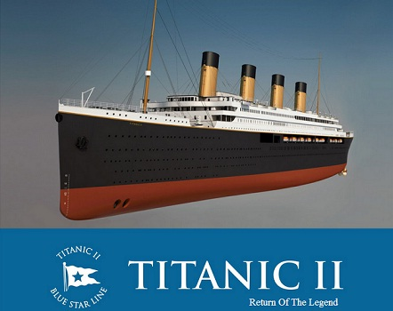 Tu Titanic 2 S Trnh Lng Trong Nm 2018