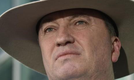 Phó thủ tướng Úc từ chức vì bê bối tình ái