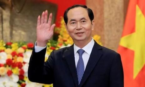 Quốc tang Chủ tịch nước Trần Đại Quang trong hai ngày 26 và 27-9