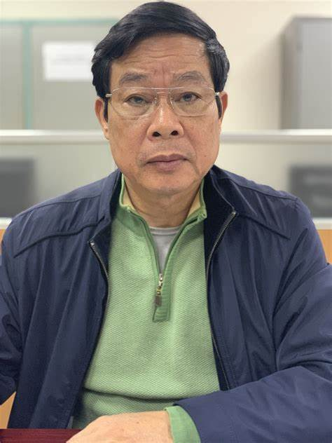 Cựu Bộ trưởng TT-TT Nguyễn Bắc Son thời điểm bị bắt tạm giam