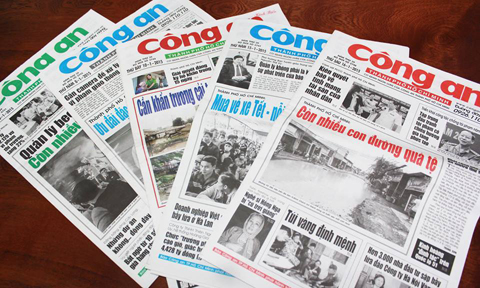 Nội dung chính báo CATP ngày 23-1: Tội ác từ 'yêu' mù quáng