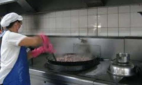 TP.HCM: Nhiều bếp ăn tập thể bị xử phạt vì cống rãnh khu nhà bếp gây mất vệ sinh