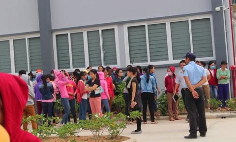 Hơn 500 công nhân đình công phản đối bất cập chi trả lương