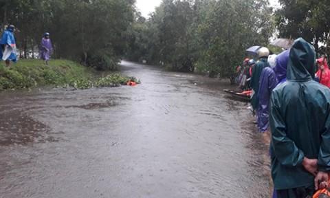 Thừa Thiên – Huế: 3 người thương vong do mưa lũ