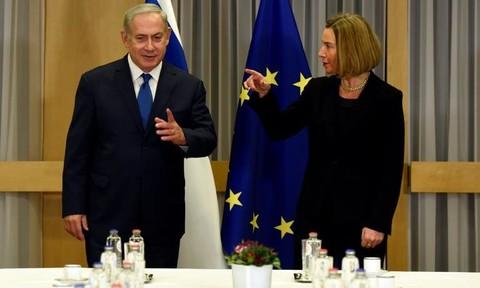 Lãnh đạo EU từ chối công nhận Jerusalem là thủ đô của Israel