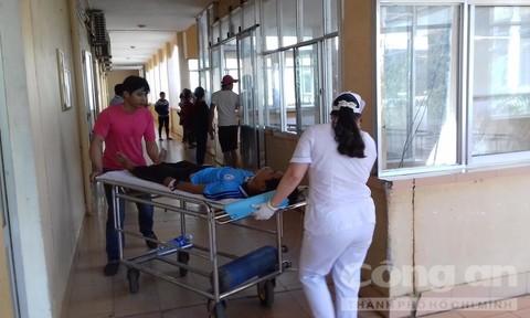 Vụ tai nạn khiến 19 người thương vong