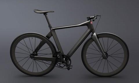 Chiếc xe đạp nhẹ nhất thế giới ra mắt với giá gần 1 tỷ đồng