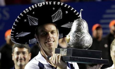 Nadal mất chức vô địch khi để thua tay vợt hạng 40