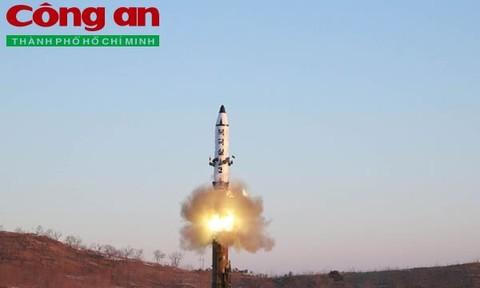 Infographic Uy lực tên lửa Triều Tiên khiến quốc tế lo ngại
