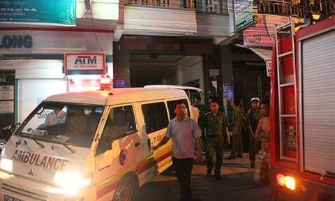 Nổ lớn tại khách sạn, 2 người thương vong