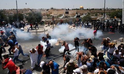 Đụng độ đẫm máu giữa Israel và Palestine khiến nhiều người thương vong