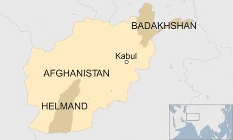 Lính Mỹ không kích nhầm khiến 16 cảnh sát Afghanistan thiệt mạng