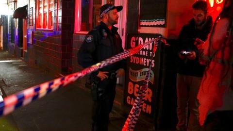 Kết quả hình ảnh cho NÓNG: Ôtô lao vào đám đông ở Sydney khiến 7 người bị thương