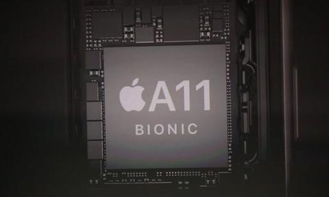 Chip A11 Bionic của iPhone X đang dẫn đầu các bài test về hiệu năng