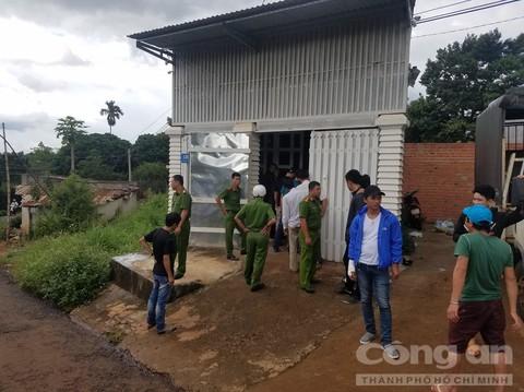 Ngôi nhà 159 Nguyễn Du, nơi tụ điểm ma túy hoạt động bị lực lượng Công an triệt xóa