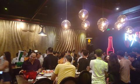 Bất lực trước tiếng ồn của các quán beer club ở Sài Gòn?