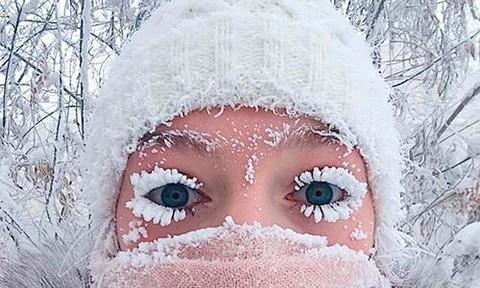 Ngôi làng đối mặt với cái lạnh âm độ kinh hoàng, vỡ cả nhiệt kế
