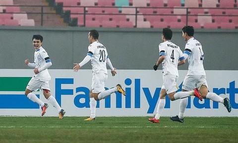 Nhật Bản trở thành cựu vương của giải U23 châu Á