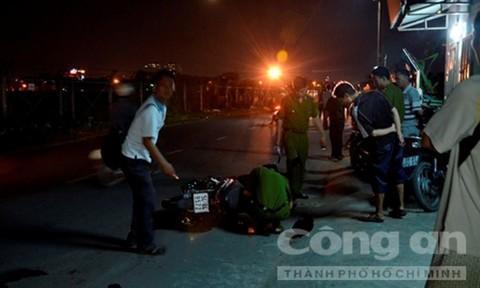 Công an Q.Bình Tân (TP.HCM) tìm bị hại trong vụ hỗn chiến