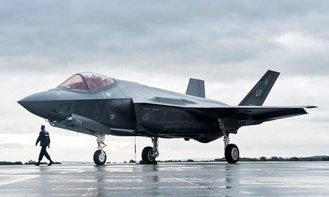 Mỹ bán 34 tiêm kích tàng hình F-35 cho Bỉ