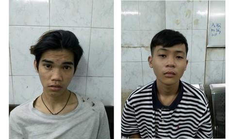 Ai là nạn nhân của hai tên cướp táo tợn này?