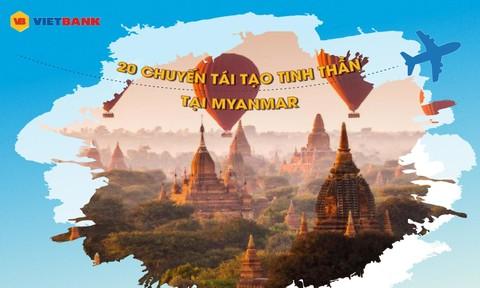 Trúng thưởng nhiều chuyến du lịch nước ngoài cùng Vietbank