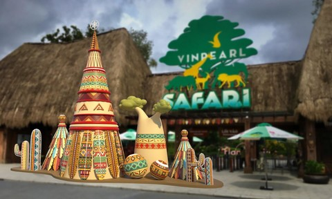 Festive Wonderland – Lễ hội thần tiên tại xứ sở Vinpearl Land