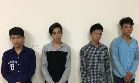 """Lời khai """"lạnh người"""" của nhóm thanh niên giết bảo vệ chôn xác ở Sài Gòn"""