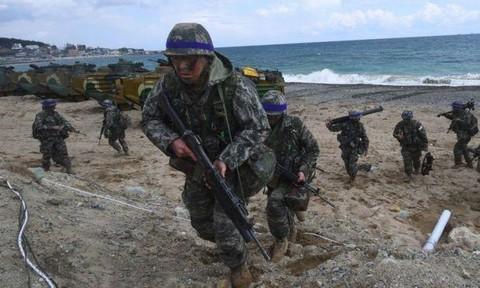 """Mỹ - Hàn lên lịch tập trận """"Đại bàng non"""""""