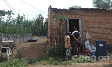 Vụ án chồng vợ chủ vườn tiêu nghi bị sát hại: Người chồng là nghi phạm