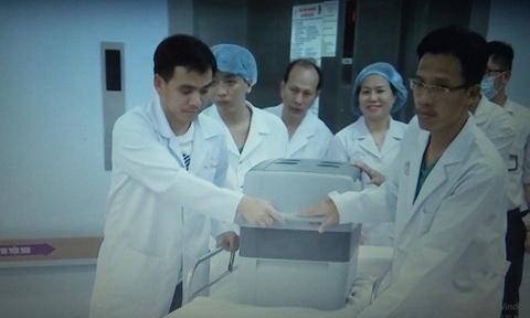 Câu chuyện phía sau kỳ tích hiến tạng xuyên Việt cứu người