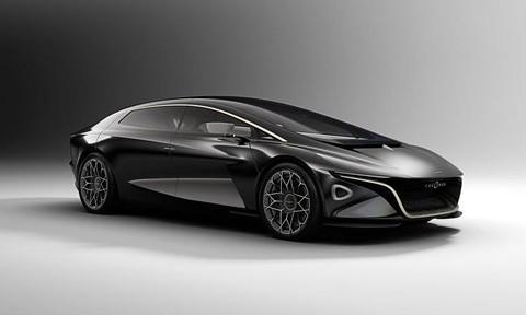 Aston Martin 'chen chân' vào mảng xe điện