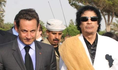 Vụ Sarkozy: Bắt kẻ môi giới