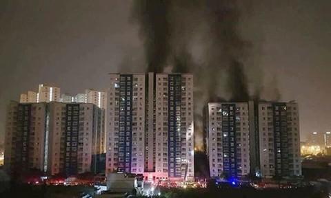 15 vụ cháy chung cư, nhà cao tầng ở TP.HCM trong năm 2018