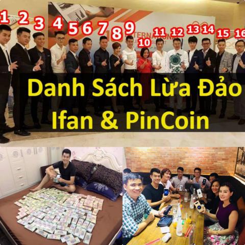 Modern Tech, Pincoin và iFan – liên minh
