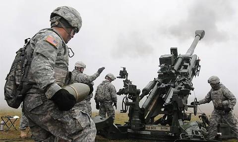 Mỹ phát triển đạn pháo chính xác cả khi bị phá sóng định vị GPS
