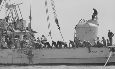 Ngày này năm xưa: Cuộc giải cứu thần kì tàu USS Squalus