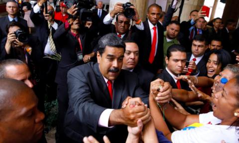 'Ăn miếng trả miếng', Mỹ trục xuất 2 nhà ngoại giao Venezuela