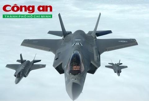 Uy lực 'Quái điểu Trung Đông' F-35I của Israel