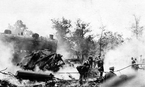 Ngày này 100 năm trước: Thảm họa ngành đường sắt tại Mỹ