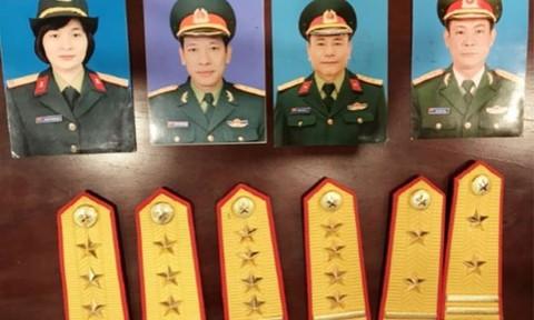 Hơn 1.000 người sập bẫy kẻ giả danh thiếu tướng quân đội