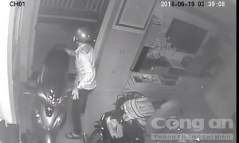 Bị bắt vì trộm xe máy có còi cảnh báo