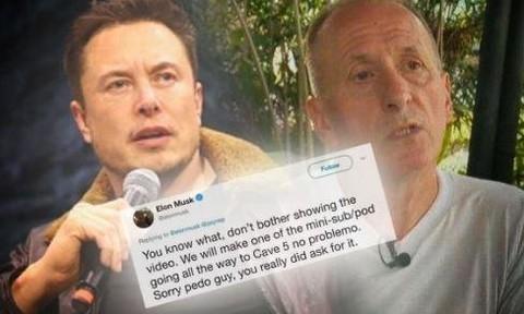 Tỷ phú Elon Musk 'vạ miệng' khi nói về thợ lặn người Anh