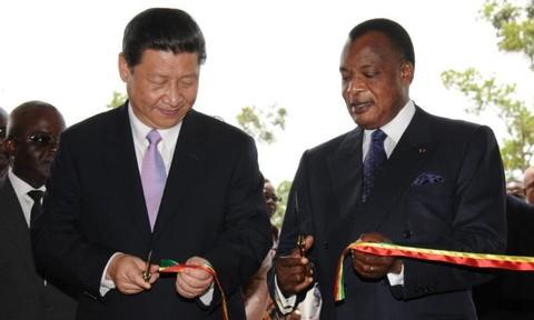 Ông Tập công du Châu Phi, mở rộng ảnh hưởng của Trung Quốc